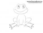 Как нарисовать жабу карандашом поэтапно – Как нарисовать поэтапно жабу (а не лягушку)?