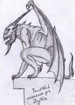 Мистические существа рисунки карандашом – Как рисовать Мифических существ? Поэтапные уроки рисования