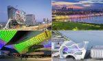 Нарисованные картинки зданий и сооружений – 63 Самых необычных и красивых зданий в мире!