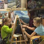 Москва арт студия живописи – Контактная информация