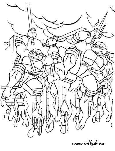 Черепашки ниндзя лего раскраски – Раскраски Черепашки ...