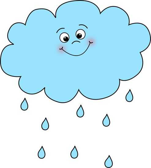 Картинка для детей зонт – Раскраска зонтик
