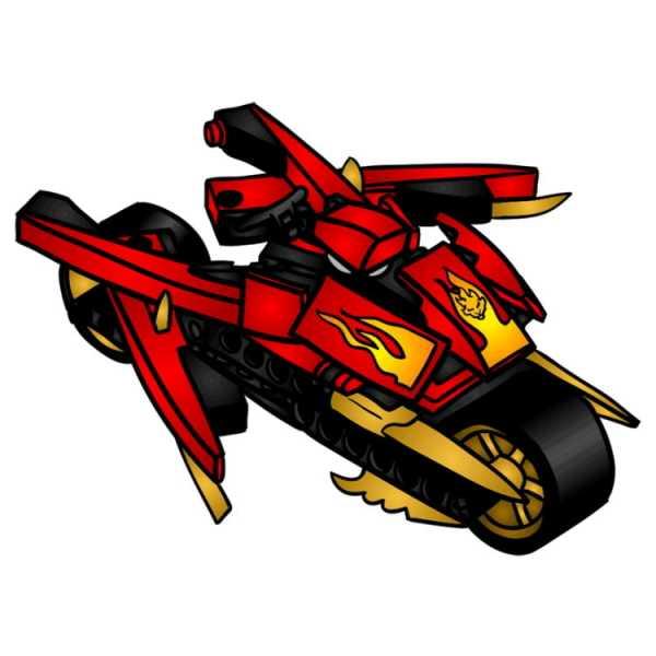 Картинки кай из ниндзяго – Кай - LEGO ® NINJAGO ® - Персонажи