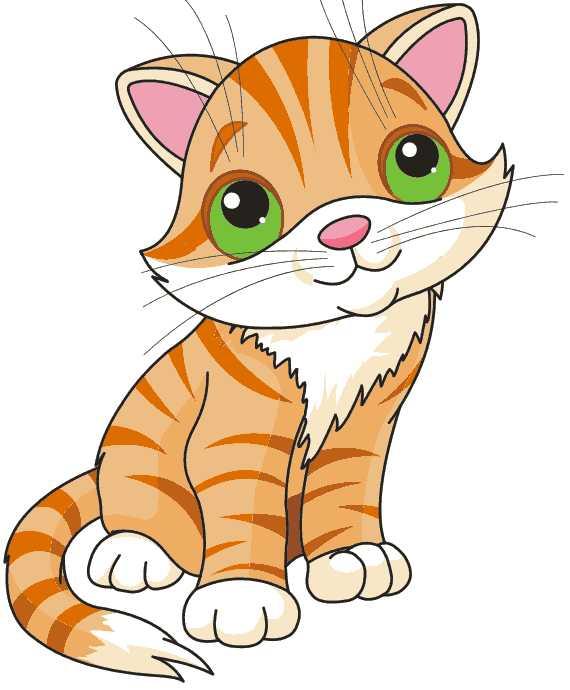 Картинки кота нарисованного – Ой!