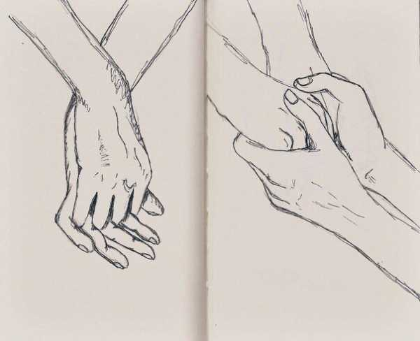 Рисунки для лд для срисовки лёгкие и красивые картинки
