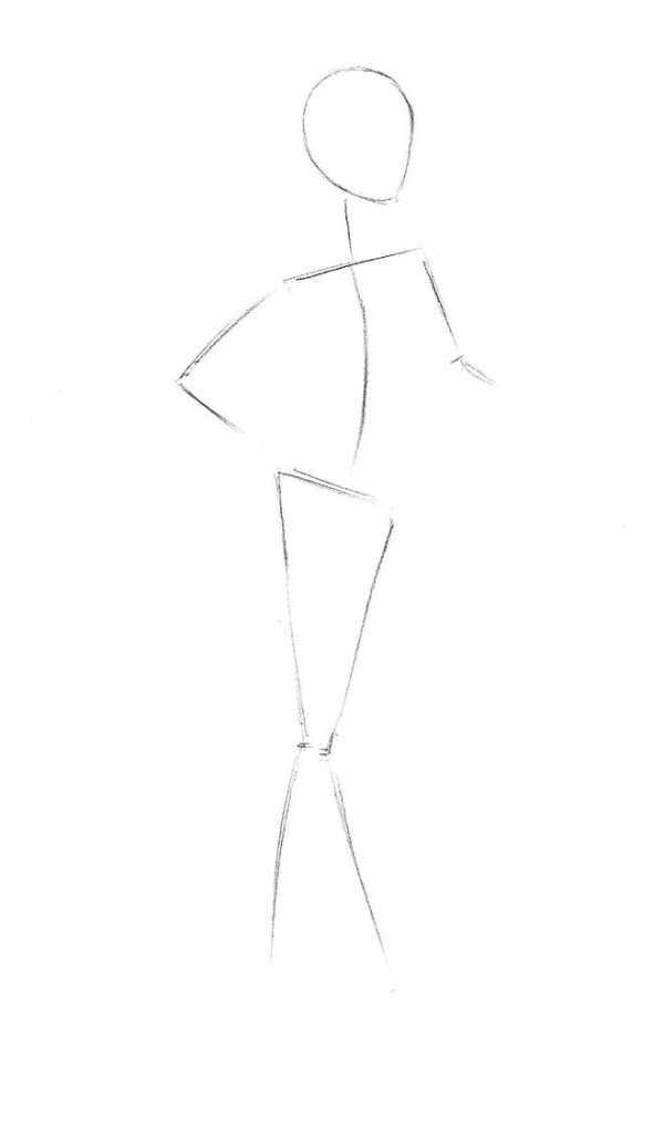 как нарисовать чимина из Bts поэтапно - как